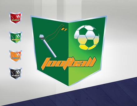 Football Logo IMPLOGO002-B
