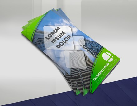 Business Tri-fold Brochure IMPBROC001