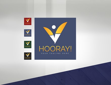 Hooray Hooray Logo